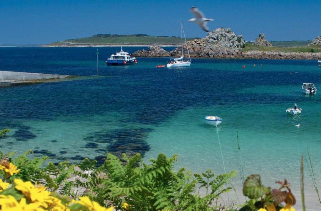 Star Castle Restaurant Scilly Isles
